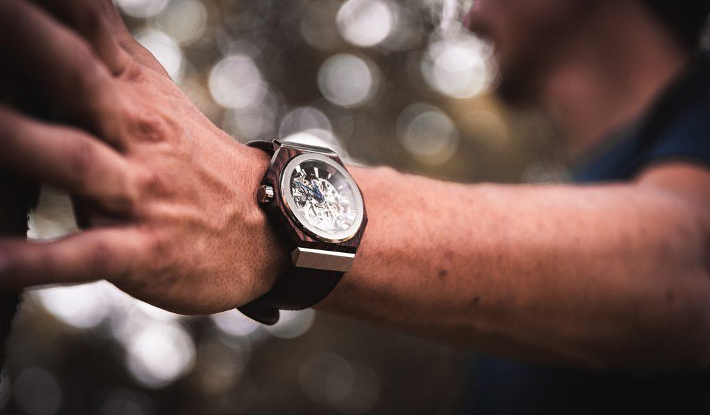 Naissance du projet des montres automatiques suisses KAURI