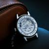 Modèle DUO - fond de la montre